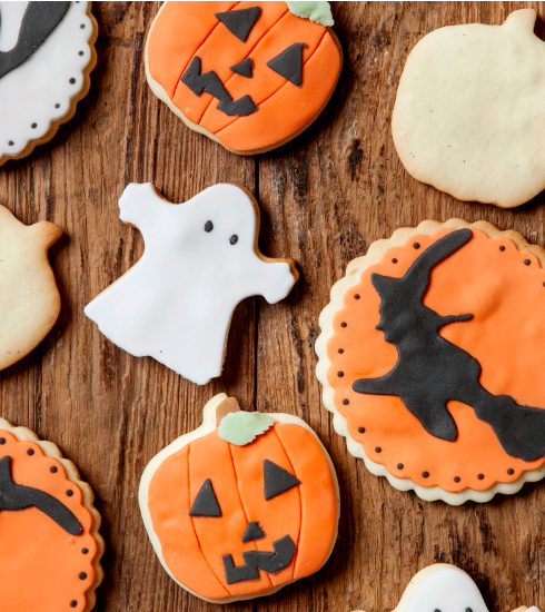 7 simpele Halloween recepten die je gasten de stuipen op het lijf jagen