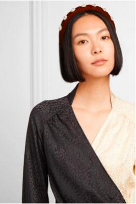 Inspiratie & shoppen: de gewatteerde hoofdband, de haartrend van deze herfst en winter 150*150