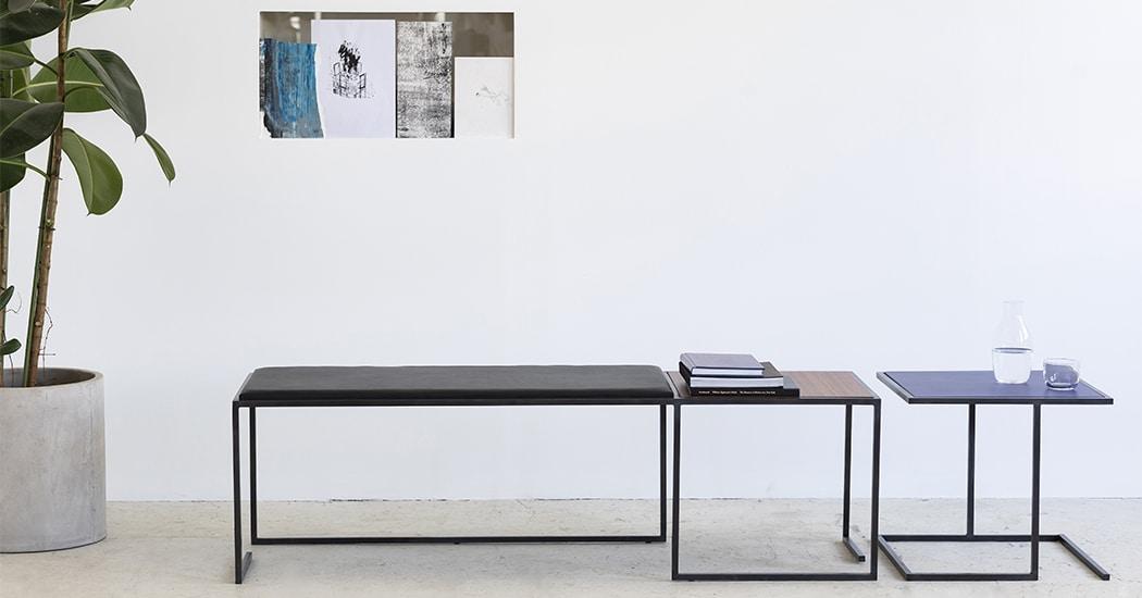 Crush of the day: de Serax-tafels van Andrea Croonenberghs