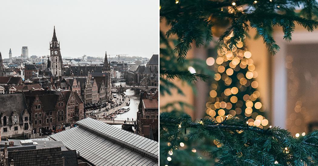 Kerstmis in Gent: 5 x gezelligste adressen