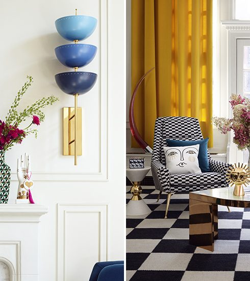 Crush of the day: de vrolijke design collectie van Jonathan Adler x H&M Home