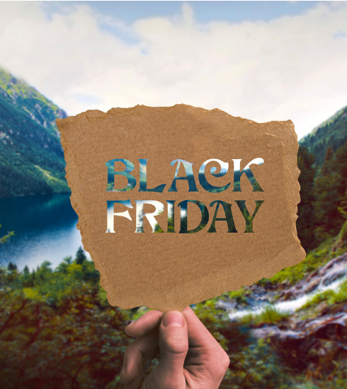 Green Friday: 5 initiatieven om Black Friday groener te maken