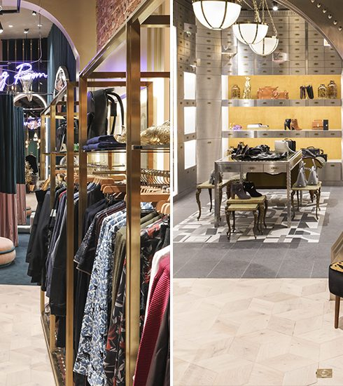 Britse label Ted Baker landt in Antwerpen