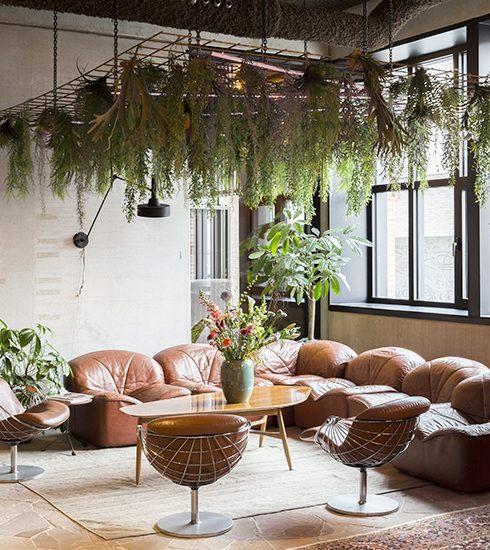 Luxe logeren voor je longen: dit hotel verspreidt boslucht door ventilatiesysteem
