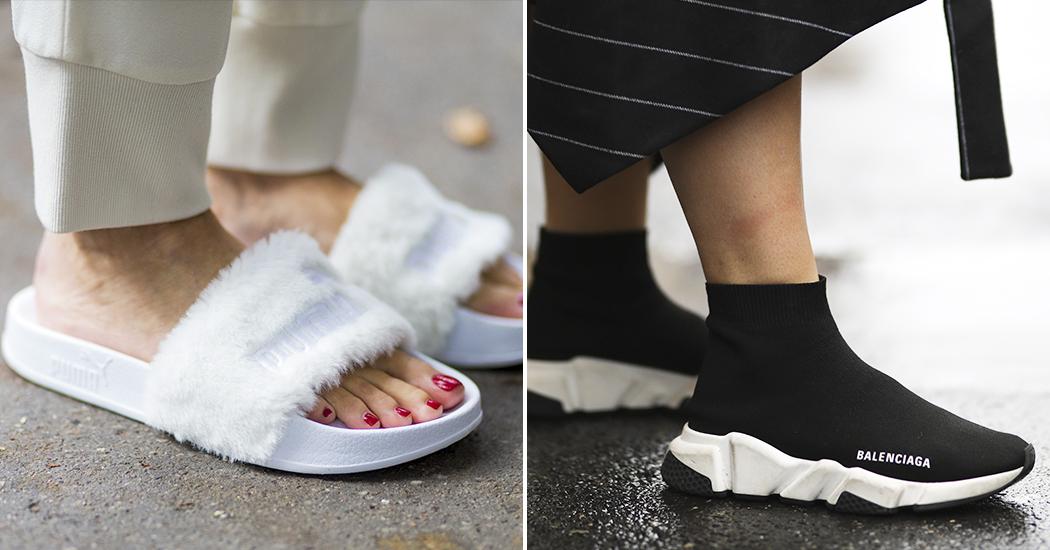 Van 2010 tot nu: dit waren de populairste schoenen van het afgelopen decennium