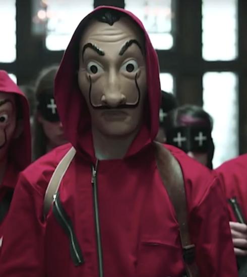 Netflix komt met het vierde deel van La Casa de Papel
