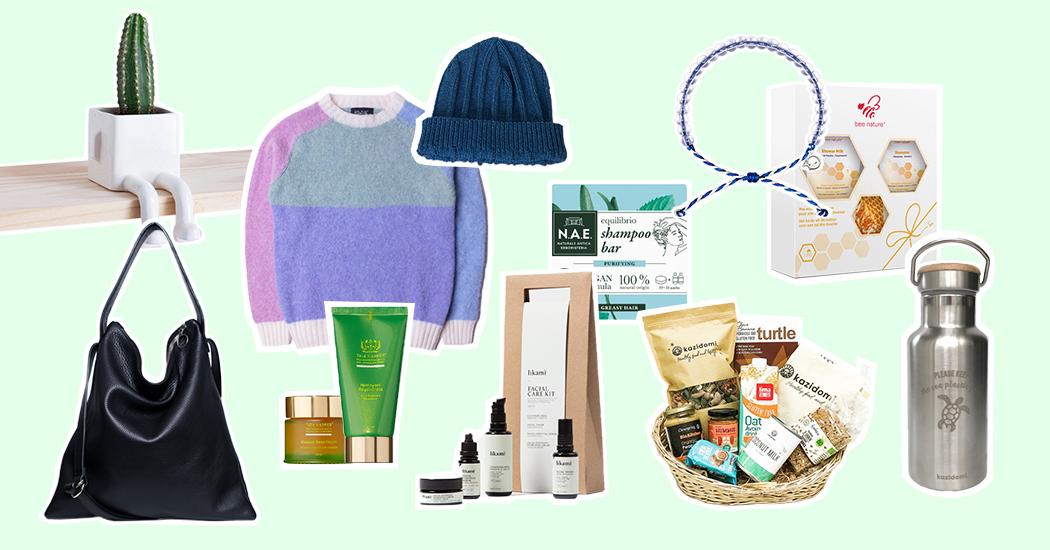 Een groene kerst: hippe, duurzame cadeaus met een verhaal