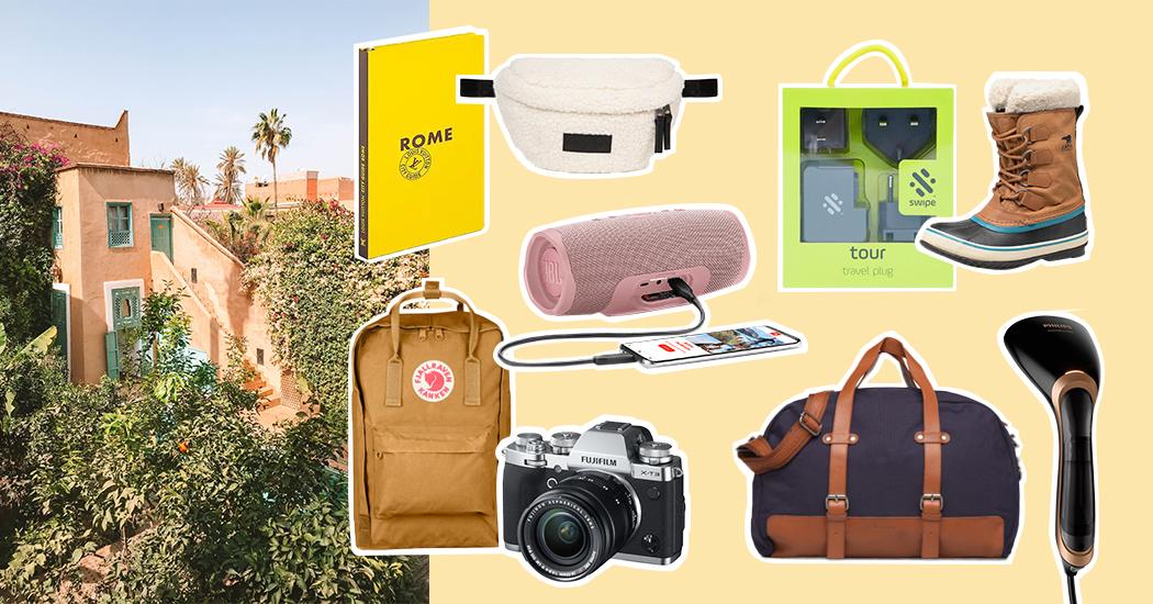 Op de verlanglijst van de globetrotter: 25 geschenken voor reizigers