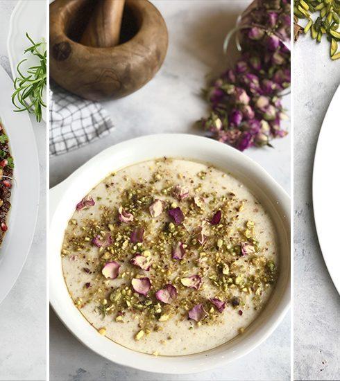 3 recepten om de Perzische keuken te introduceren