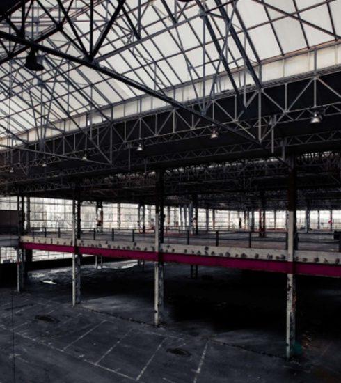 Uittip: Demolition Lab x Hangar