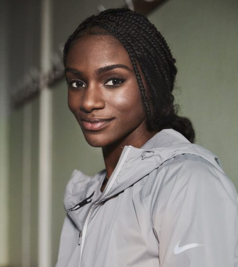 Crush of the day: de Nike React Infinity en campagnegezicht Dina Asher Smith