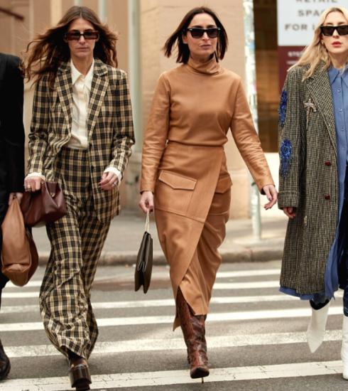 Streetstyle: de modetrends gespot op New York Fashion Week herfst-winter 2020-2021