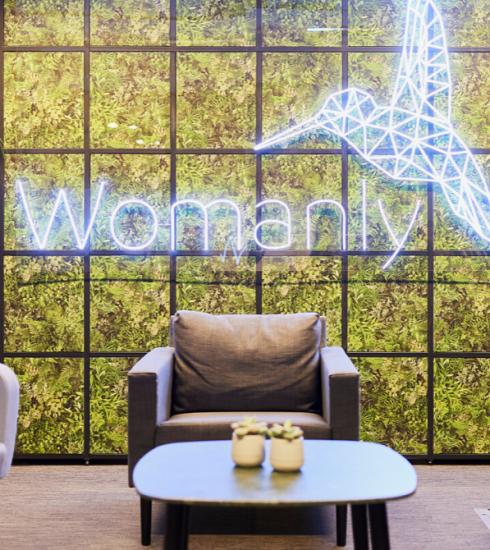 Girlpower: Brussel is met Womanly een coworking space rijker