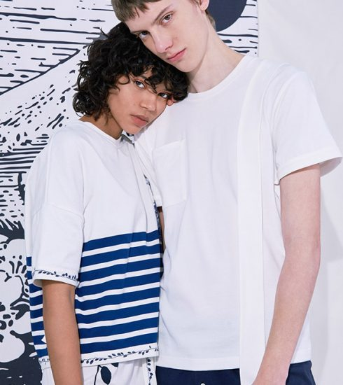Crush of the day: Christoph Rumpf x Petit Bateau