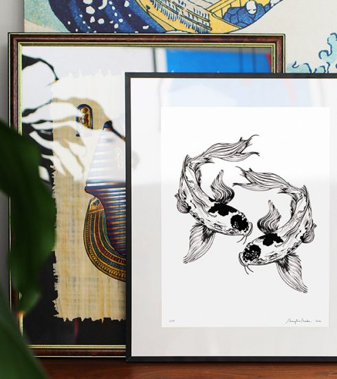 Crush of the day: limited edition prints van Marylène Madou