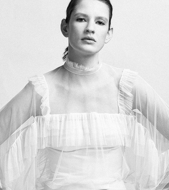 Belgische primeur: modeontwerpster Veronique Branquinho werkt samen met bruidslabel Marylise & Rembo