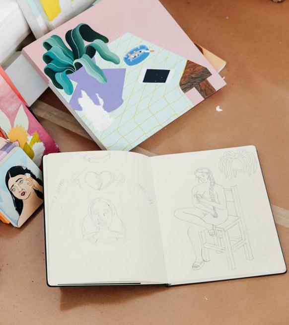 Belgische hedendaagse kunstenaars om te volgen op Instagram