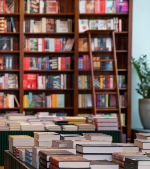 Luddites: voor de boekenwurm die tussen de wijntjes door leest