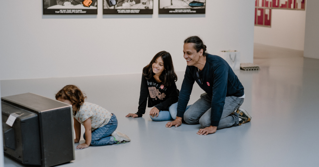Cultuurtip: Familiedag in het M HKA