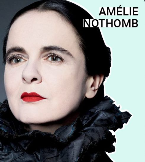 Woman to watch: Amélie Nothomb