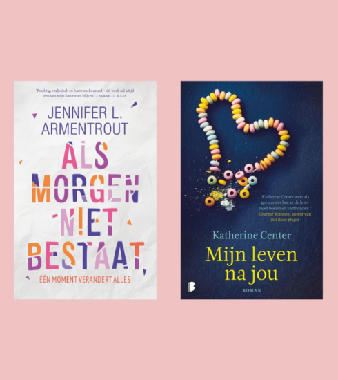 Marie Claire Book Club: de must-reads voor April