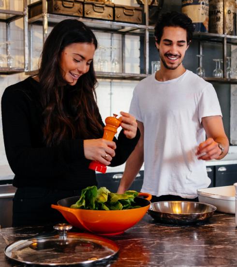 Culinair in uw kot: kook de pannen van het dak dankzij enkele Belgische topchefs