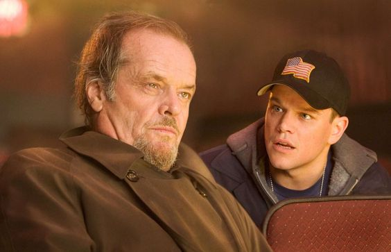 The departed film