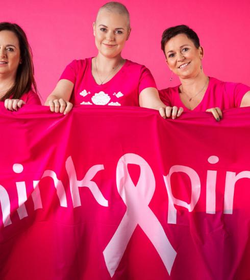 Think Pink België strijdt mee met mondmaskerinitiatief