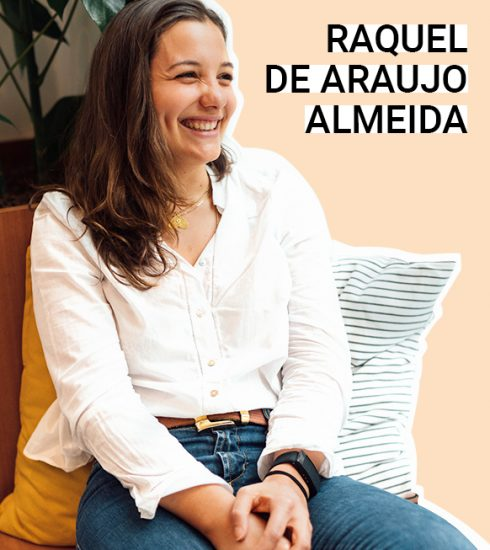 Woman to watch: Raquel de Araujo Almeida