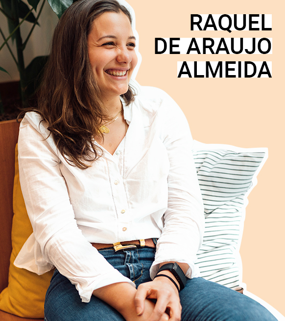 Woman to watch: Raquel de Araujo Almeida