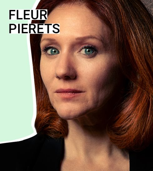 Woman to watch: Fleur Pierets