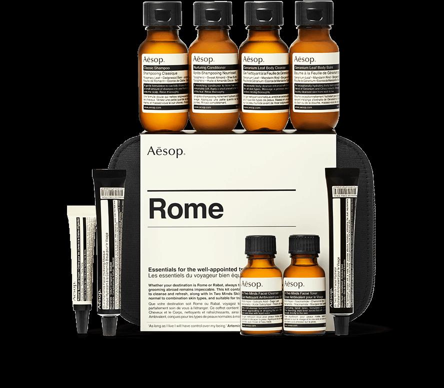 Aesop rome-set