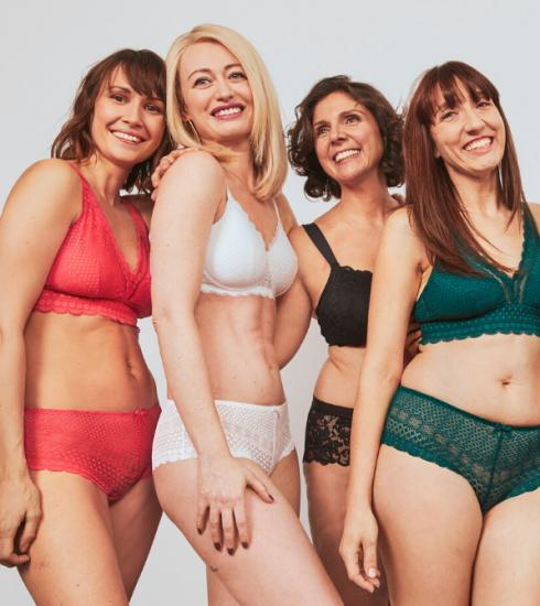 Deze lingeriemerken ondersteunen vrouwen met (een) borstprothese(s)