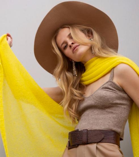Crush of the day: de kleurrijke en duurzame sjaals van Leselles