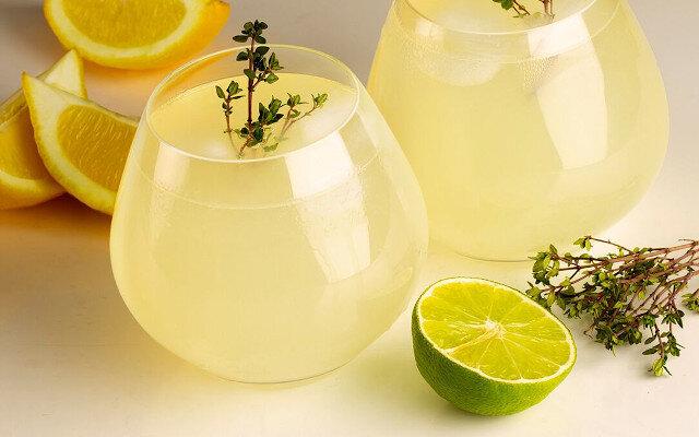 Limoncello Gin Fizz