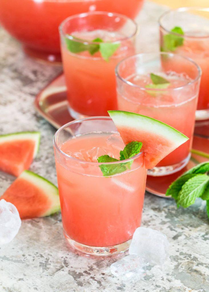 Watermeloen Gin