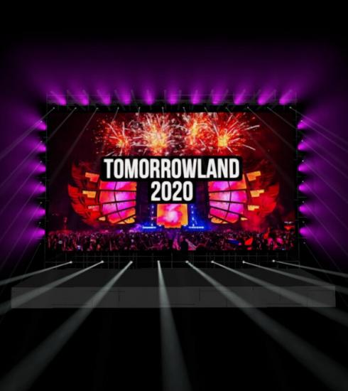 Ga toch naar Tomorrowland dankzij de grootste openluchtbioscoop van Europa