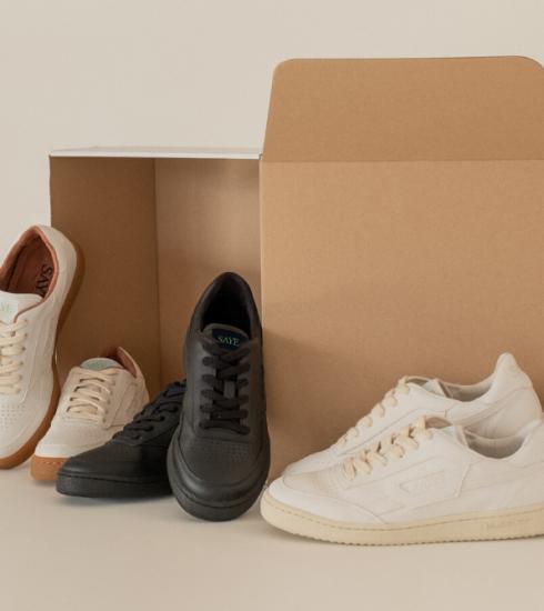 Shopping: duurzaam leven, kies voor deze vegan sneakers