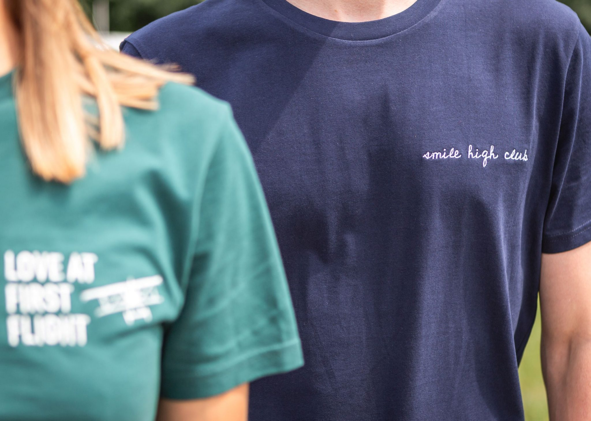 T-shirts duurzaam kledinglabel Nothing Plane