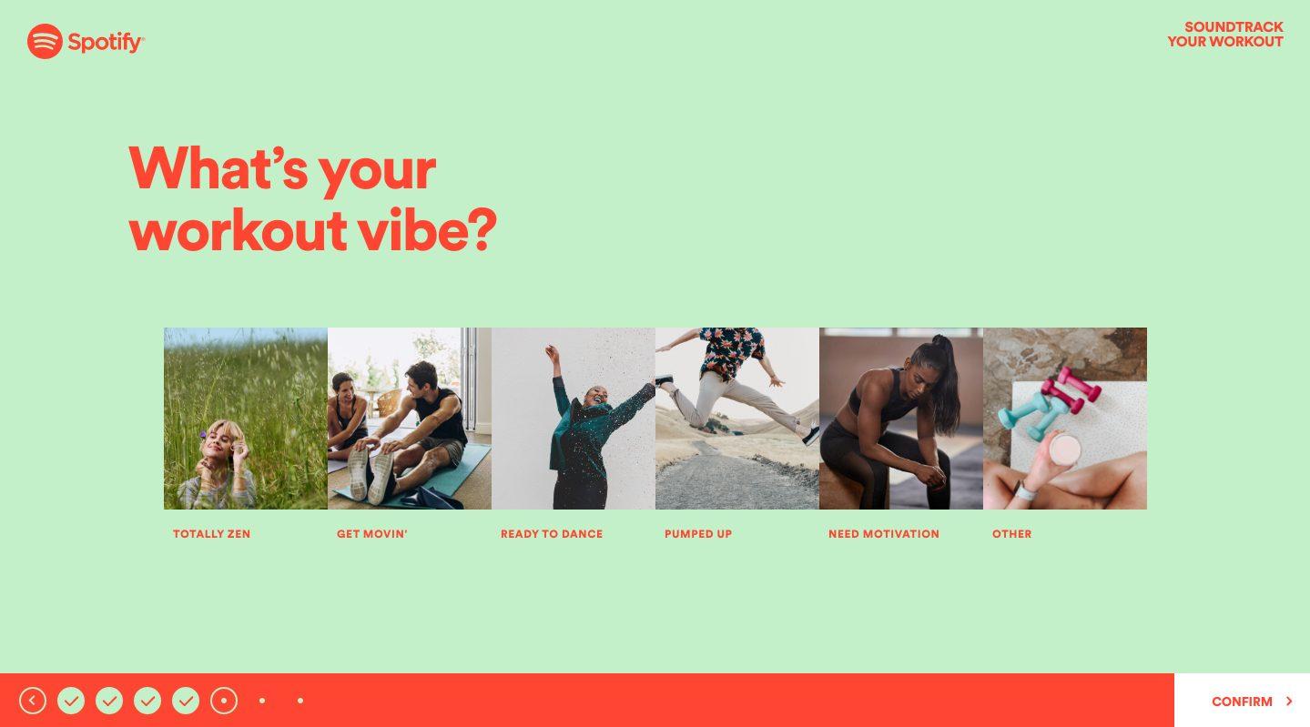 Vragenlijst gepersonaliseerde Spotify-playlist