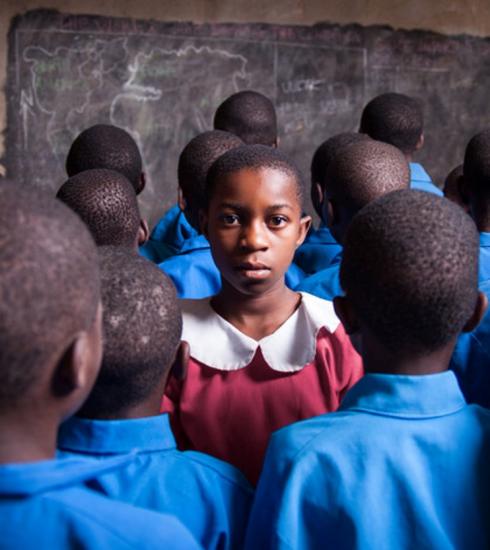 Help meisjes terug naar school gaan met Plan International
