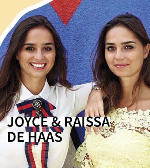 Woman to watch: Joyce en Raissa De Haas