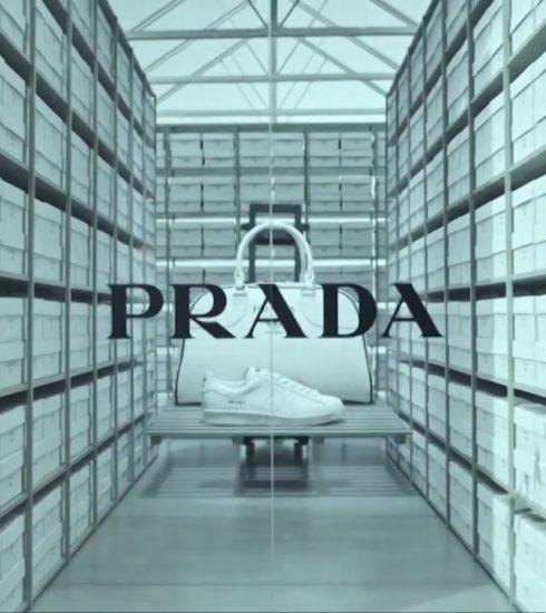Wordt de nieuwe samenwerking tussen Prada en Adidas minder saai?