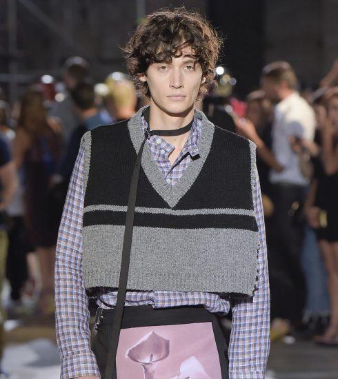 Wat is de invloed van de modewereld op het idee van mannelijkheid?