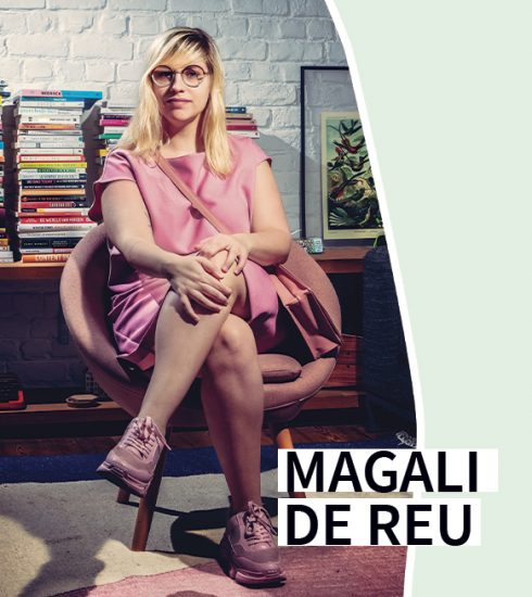 Woman to watch: Magali De Reu