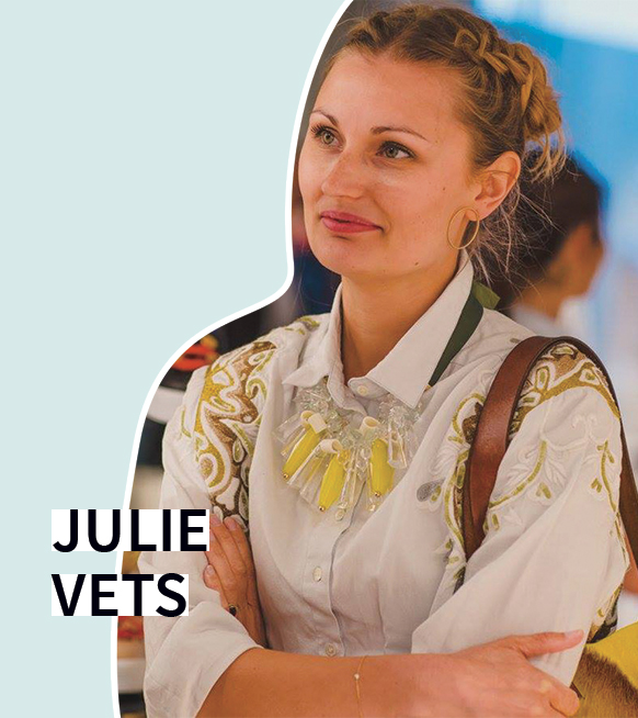 Woman to watch: Julie Vets