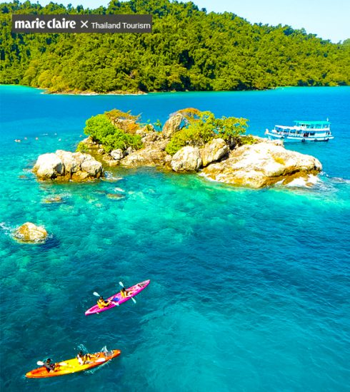 Droomtrip: Thailand