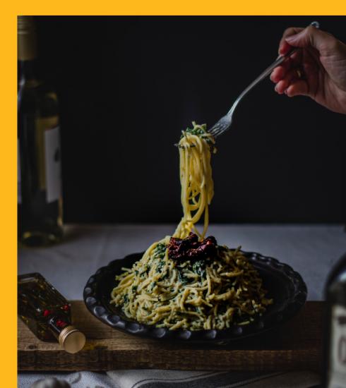 3 makkelijke en vegetarische pastarecepten waar je maar één pot voor nodig hebt