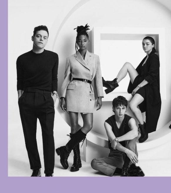 Cartier strikt Maisie Williams, Rami Malek en meer sterren voor nieuwe campagne
