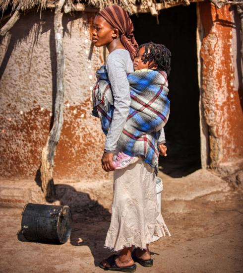 Hoe jouw geboortelijst mama's in Afrika kan helpen